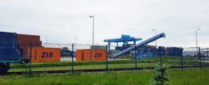 Transport z Chin Terminal Małaszewicze