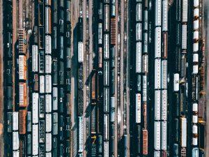 Transport Kolejowy Węzel Przeładunkowy