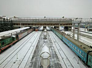 Transport Kolejowy Transport Towarów z Chin